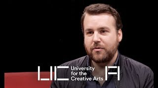 Craig Luck -Screenwriter of BIOS - BA Film Production Graduate