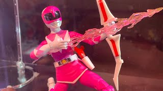 Hasbro Power Rangers Lightning Collection SDCC 2019 Reveals!
