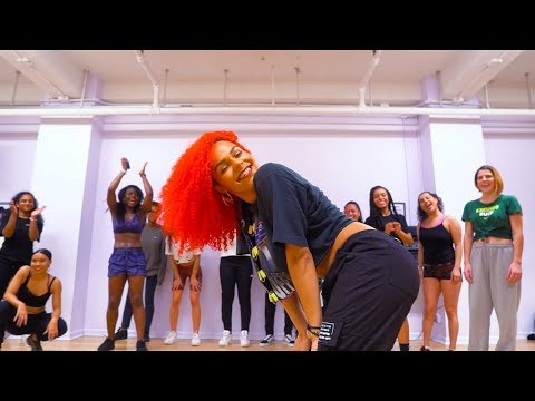 When It Comes To You - Sean Paul (DJ Spinall)   Bianca Choreography