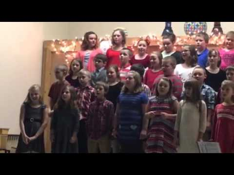 Dresden Elementary Winter Concert