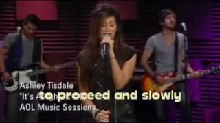 Ashley Tisdale - It's Alright It's OK [Karaoke/Instrumental/Lyrics]