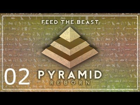 FTB Pyramid Reborn - RESOURCE GENERATOR [E02] (Modded Minecraft)