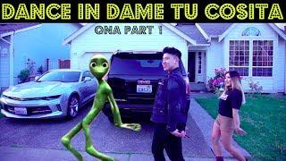 Baixar Dance In Dame Tu Cosita | QNA with Tara Part 1 | Sega Gurung