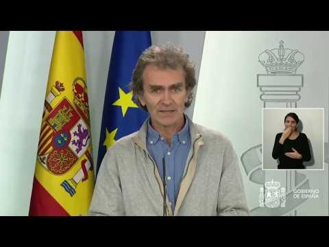 """Fernando Simón: """"Tenemos que aguantar"""""""