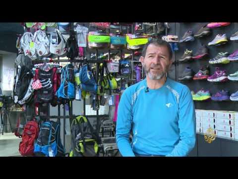 هذا الصباح-علي قدامي.. الركض من أجل الإنسانية  - 09:21-2017 / 4 / 28