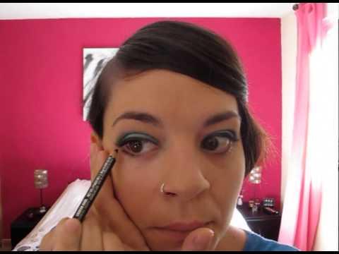 e00142a47 Cómo hacer un maquillaje inspirado en los años 60 | facilisimo.com - YouTube