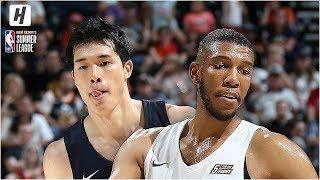 Memphis Grizzlies vs Utah Jazz Full Game Highlights | July 1, 2019 NBA Summer League