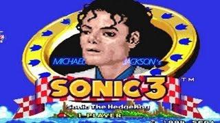 ¿Michael Jackson creó la banda sonora de Sonic 3?