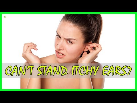Can't Stand Itchy Ears? Here Is Why They Happen And How To Fix It!   Best Home Remedies