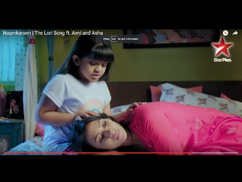 Naamkarann | The Lori Song ft. Avni and...