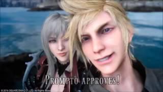 Final Fantasy XV ( 15 )  - ITALIAN