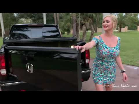 TAILGATE PARTY W/This 2017 Honda Ridgeline RTL-E AWD! Review W/MaryAnn! For Sale: AutoHausNaples.com