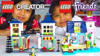 LEGO Creator and LEGO Friends - Kids