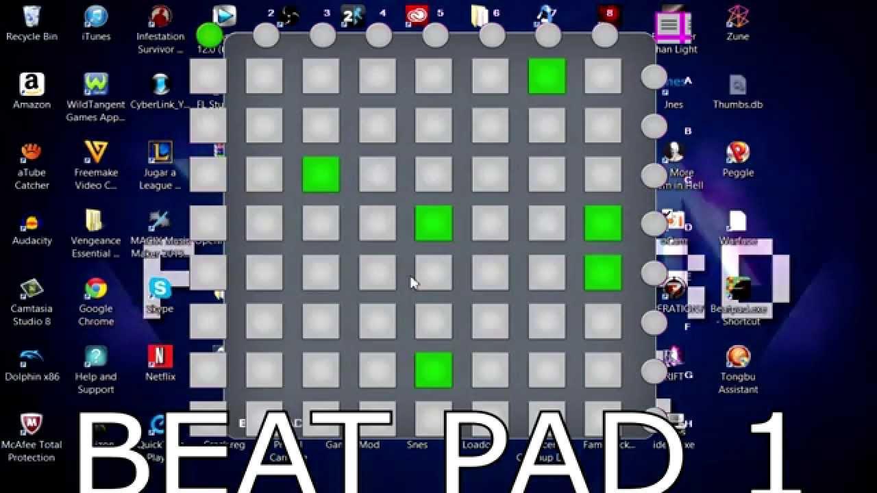 скачать beatpad на пк