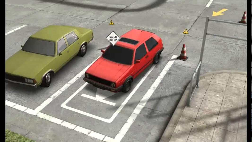 Backyard Parking 3D Offical Video