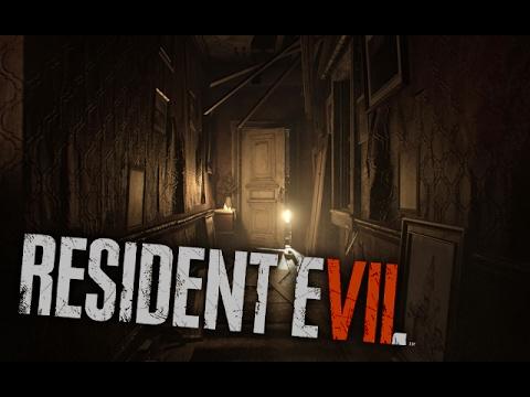 Resident Evil 7 - Playthrough CallMeKevin