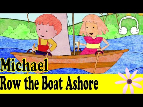 Michael Row the Boat Ashore | Muffin Songs