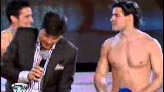 Repeat youtube video Showmatch 2010 - Maxi Diorio tiene competencia
