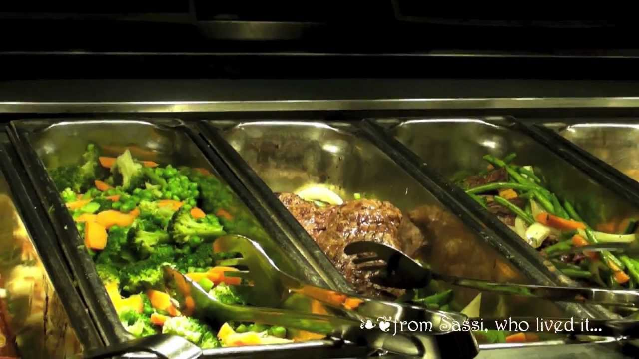 Sassi 27 Dinner Buffet Amp Laundry Room Tour On Carnival