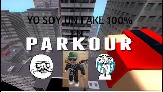 THE WORST FOR THE PARKOURI Coq Roblox
