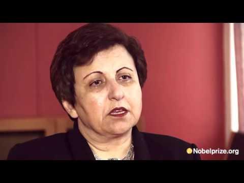 Shirin Ebadi, Nobel Peace Prize Laureate 2003
