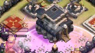 Clash of Clans - Base Reviews and Attacks - Town Hall 9 Part 1 of 2!