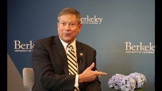 """Campus Conversations"": UC Berkeley Athletics Director Jim Knowlton"