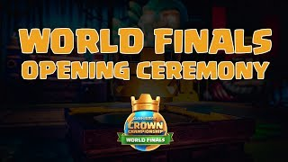 Into the Arena - The Crazy Crown Championship World Finals Opening Ceremony!