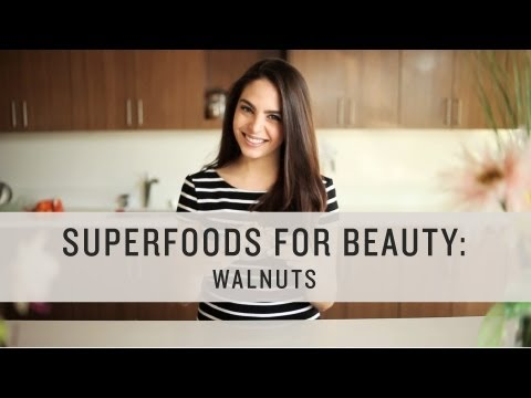 Superfood each week Walnuts