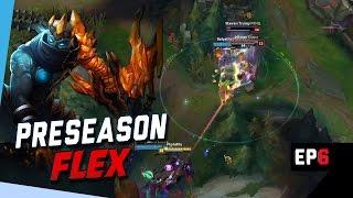 Triple Lethality VARUS - PRE-SEASON FLEX Ep 5 (League of Legends)