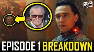 LOKI Episode 1 Breakdown & Ending Explained Spoiler Review | Marvel Easter Eggs & Things You Missed Thumb