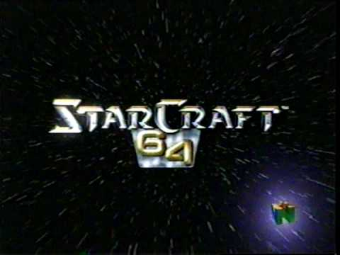 StarCraft 64 (N64) - Commercial