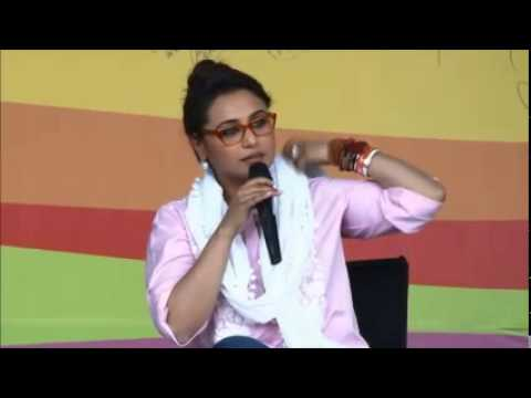 An Interview with Rani Mukherjee:The Best Day of My Life