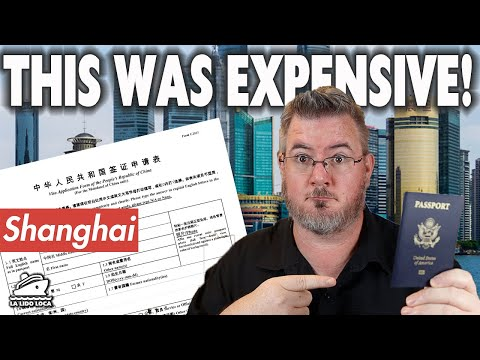 How I Got My Chinese Visa
