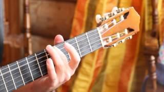 Видео уроки игры на гитаре. Урок 3.  Настройка гитары