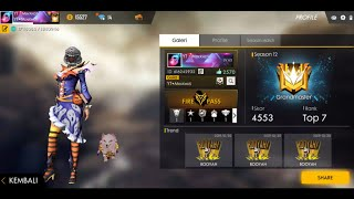 Free Fire Road To Grand Master Highlights - Garena