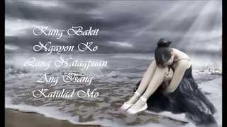 Lani MIsalucha- Bukas Na Lang Kita Mamahalin(Lyrics)