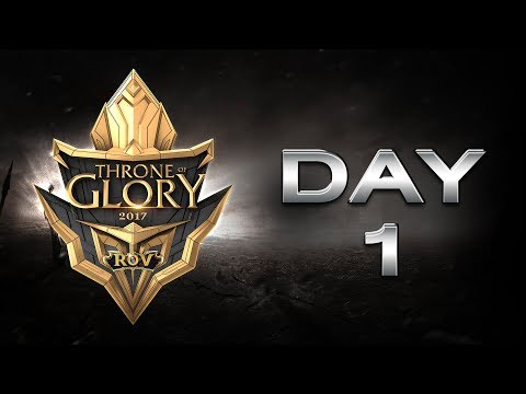 RoV Throne of Glory - Day 1
