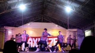 "1st Place ""Group Dance"" - BACOLOD GFF (Summer Youth Camp 2013)"