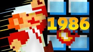 Super Mario Bros., Top Gun, and Aliens Made 1986 Awesome for Geeks - History of Awesome