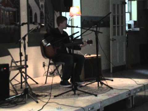 Avery - Secret Agent Man - Recital 2011