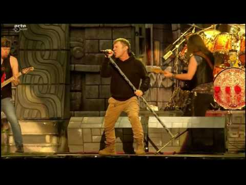 Iron Maiden - Tears Of A Clown ( Wacken Open Air 2016 ) HQ