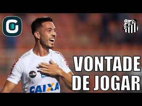 Santos X Estudiantes | Fator Casa E Vontade De Jogar- Gazeta Esportiva (24/04/18)