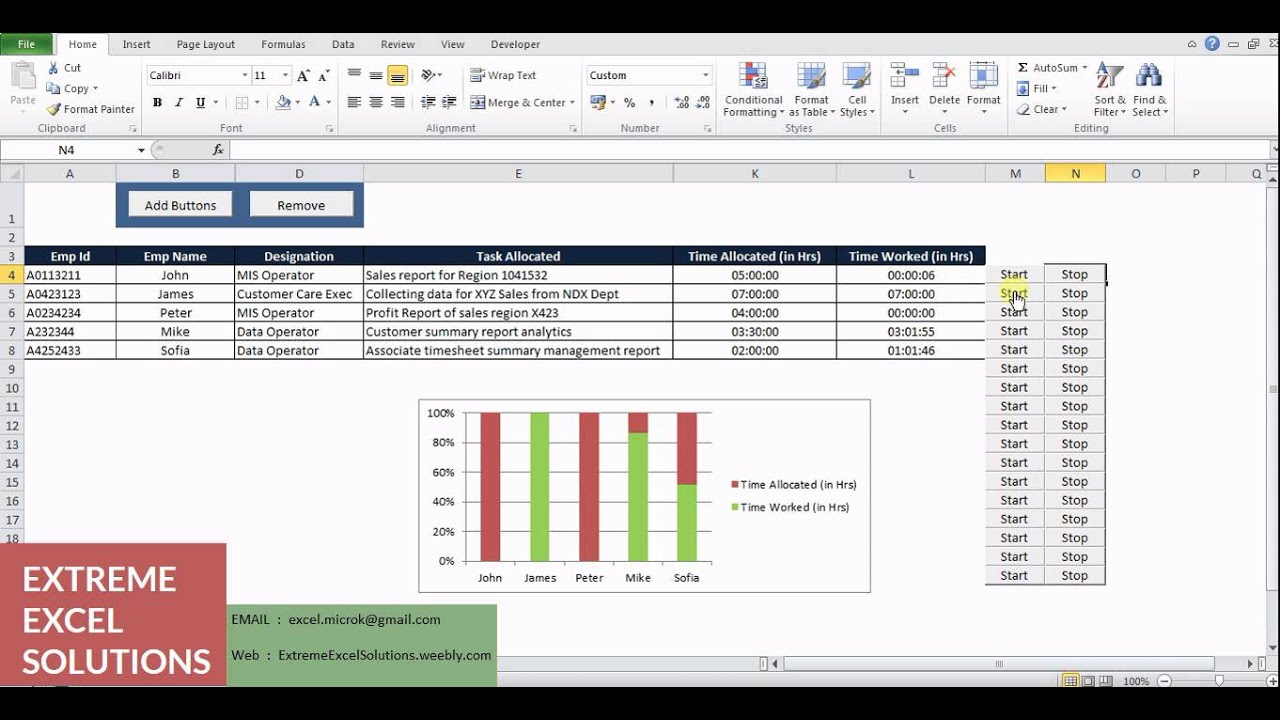 Add a Counter Field to Excel Table – Contextures Blog