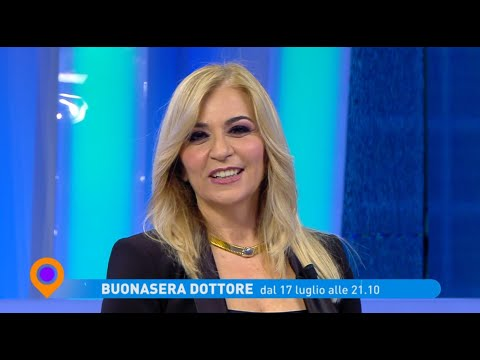 """""""Buonasera Dottore"""" con Monica Di Loreto dal 17 luglio ogni venerdì alle 21.10 su Tv2000"""