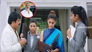 Ajith & Nayanthara  Blockbuster Movie Ultimate Interesting & Funny Scene | Cinema Theater