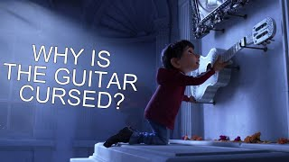 Why does the Guitar take Miguel to the Land of the Dead? - Pixar Coco Theory
