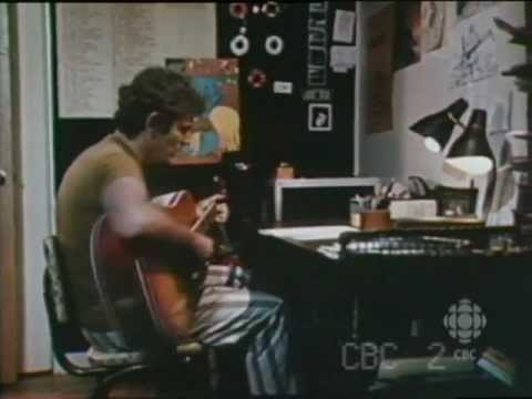 Gordon Lightfoot on how he writes a song, 1967: CBC Archives | CBC