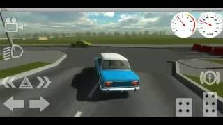 """Russian Classic Car Simulator"" for Android - gameplay"