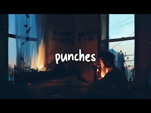 noah cyrus - punches // lyrics